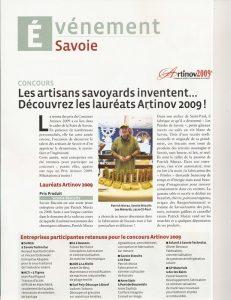 Le Monde des Artisants - Edition Savoie