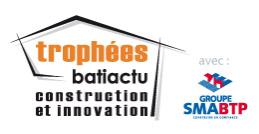 Logo des Trophées Batiactu