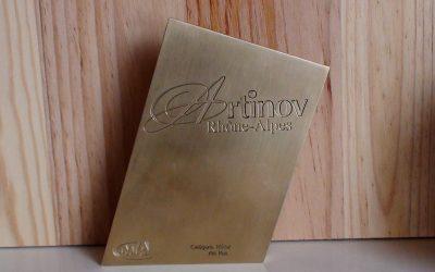 Artinov, le concours de l'innovation artisanale