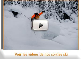 Voir les vidéos des sorties ski d'Alti-Plus