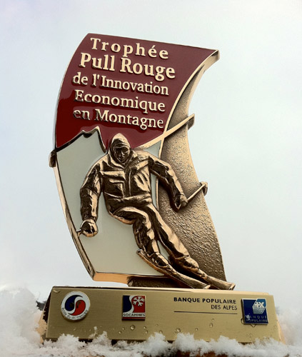 """Trophée """"Pulls Rouges"""" – Remise des prix"""